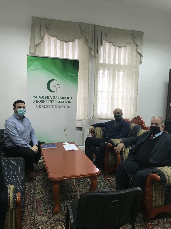 PRIJEM ZA DR. ADISA SULTANOVIĆA, NOVOG DOKTORA ISLAMSKIH NAUKA IZ OBLASTI ISLAMSKE CIVILIZACIJE