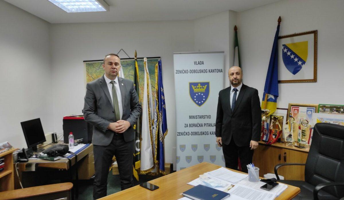 Susret sa ministrom Čolakovićem